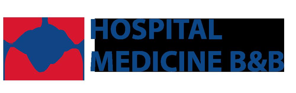 Hospital Medicine B&B